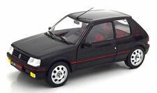 Peugeot 205 GTI Noir Onyx 1 18 Echelle Solido 1801707