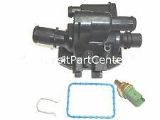 THERMOSTAT HOUSING WITH THERMOSTAT , SENSOR AND GASKET PEUGEOT 1.4 HDI