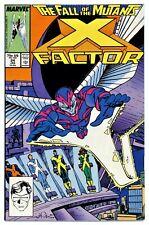 X-FACTOR #24(1/88)O&1:FULL ARCHANGEL(*1st CVR)2nd HORSEMEN(CGC WORTHY)9.8(X-MEN)