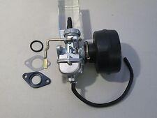 Kazuma,Coolster,Taotao Meerkat 50Cc Atv Carburetor W/Air Filter,Intake Gasket