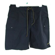 American Eagle Outtfitters Mens Swim Trunks Size 38 Navy