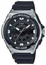 Casio Horlogeshorloge Herenhorloge Zwart MWC-100H-1AVEF Horloge