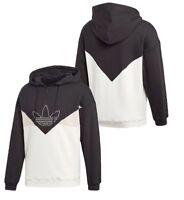 New Adidas Originals 2018 Trefoil CLRDO OG Hoodie Black Jacket Jumper DH3024