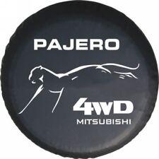 Mitsubishi Pajero Spare Wheel Tyre Tire Soft Case Cover Pouch Bag Protector 31 L