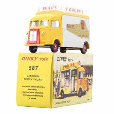 Dinky toys 587-citroen tub hy h philips 1:43, atlas