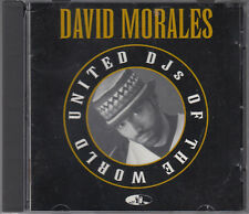 David Morales : United DJs Volume 1 CD Mixx Vibes Mary J Blige Lee Genesis