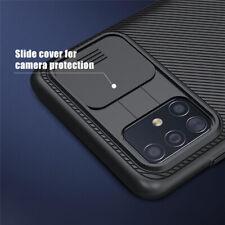 Nillkin для Samsung Note 20 S20 ультра Plus камера защита слайд чехол