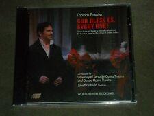 Thomas Pasatieri God Bless Us, Everyone! (CD, Apr-2011, Albany Music) sealed