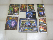 World of Warcraft Battle Chest signed/autographed all 6 of The Guild Felicia Day