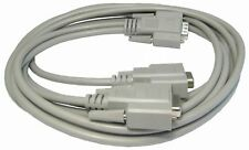 Pro 1.8M 2 Way Dual SVGA Y Splitter Cable 1 PC TO 2 LCD TV Monitor Adapter TFT