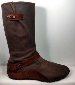 Merrell Haven Autum Performance Footwear Mid-Calf Boots  Women's 9.5/40.5 Brown