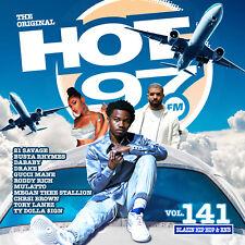 Hot 97 vol. 141 Blazin Hip Hop & Rnb Official Cd