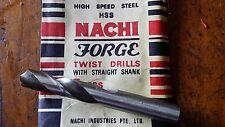 """13/32"""" HSS Stub Jobber Drill Drillbits NACHI no.561. Tapping M12x1.75 BSW 1/2"""""""