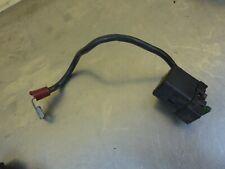 Starter relay &+ battery lead W 650 ej ej650 Kawasaki  w650 #AA24
