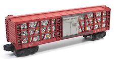 Used Lionel 6434 Poultry Dispatch Car (No Box)
