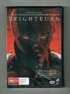 Brightburn Dvd - Brand New & Sealed