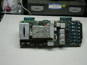 A USED VINTAGE MOTOROLA MICOR MOBILE RECEIVER UNIT  TLE 8032 B