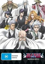 Bleach Bankai Box 4 (Eps 304-366) (Limited Edition) NEW DVD (Region 4 Australia)