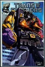 DW Comics TRANSFORMERS #6 Vol 1 Alternate Cover NM 9.4