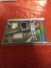 2017-18 Panini Spectra Kevin Durant Triple Threats Prizm  Jersey Card 45/99 Card