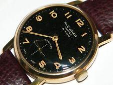 Fleurier Watch,Militär,Handaufzug,Herren,Armbanduhr,Wrist Watch,HAU,Cal.1130 AS