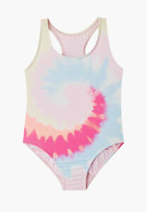 Gap Kids Girl's Tie Dye Racerback One Piece Swim Suit NWT Various Sizes