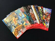 Fantastic Four Vol.4 # 1 - 16 - Fraction - Marvel Now!