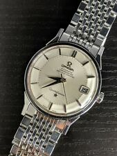 1969 HF case Omega Constellation PIE PAN 168005 +box SERVICED Ω564 vintage watch