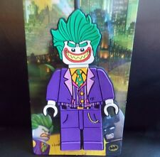 The Joker Luggage Tag LEGO The Batman Movie *AUTHENTIC, NEW, FREE SHIPPING*