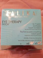 TALIKA Eye Therapy Patch with Case (6 piece) NIB FREE SHIPPING