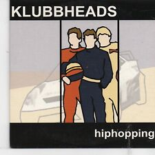 Klubbheads-Hiphopping cd single