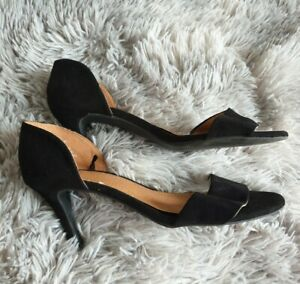 Great Condition H&M Black Stiletto Shoes Size 5