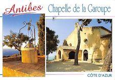 BT3502 Cap d antibes chapelle notre dame de la Garoupe       France