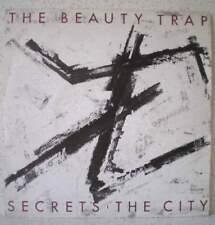 "The BEAUTY TRAP Secrets / The city RARE 7"" 1983 new wave - powerpop BELGIUM EX-"