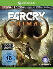 Far Cry: Primal - Special Edition (Microsoft Xbox One, 2016) CD Neu & OVP