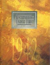 AUSTRALIA 1992 Heritage Stamp Book AUSTRALIANS UNDER FIRE + MINT STAMPS - MNH