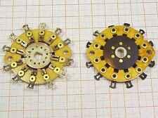 Ceramic segment switching to rotary Switch 5-way 2-pole [M3-52]