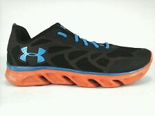 UNDER ARMOUR Spine Black Running Shoes Sneakers Mens US 11.5 M UK 10.5 EU 45.5