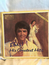 Collectible Elvis! His Greatest Hits/RCA Readers Digest 7 LP Box Set 1983 Vintag