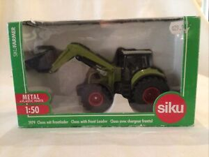 Siku Farmer 1:50 1979 Claas Tractor With Front End Loader