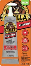 Gorilla Glue CONTACT ADHESIVE CLEAR GRIP Crystal Clear