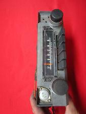 1970 1976 Dodge Dart Valiant Scamp Duster Demon Am Radio With Button