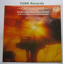 MFP 57004 - TCHAIKOVSKY - Piano Concerto No 1 CHERKASSKY / BOULT - Ex LP Record