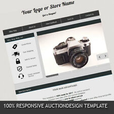 eBay Responsive Professional Custom Design Auction Listing Template  (4)