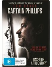 Captain Phillips : NEW DVD