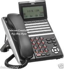NEC ITZ-24D-3(BK) TEL, DT830 IP 24 Button DisplayEndpoint Phone Part# 660004 NEW