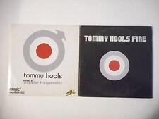 Unique Lot de 2 CD Single ▬ TOMMY HOOLS ▬ Port GRATUIT