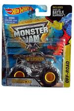 2015 Hot Wheels Monster Jam #02 Aftershock X-Ray Body
