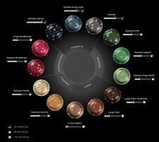 NESPRESSO PRO PODS 1 X 50 BOX - CHOOSE ANY OF THE ORIGINAL 8 VARIETIES OR A MIX
