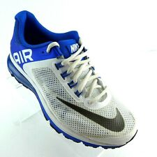 info for 11f02 4fad9 Nike Hommes Air Max Chaussures Course US 7.5 Excellerate 2 Blanc Bleu 2014